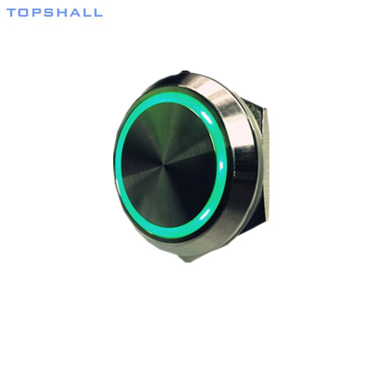 illuminated momentary push button switch MPB30-R4P-FRXX-S8-C