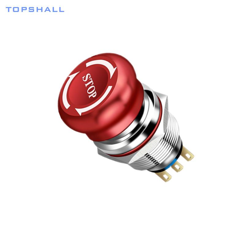 emergency stop switch MPB22-SL3P-E